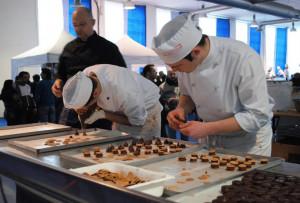 Il 7 e l'8 marzo 'Un Borgo di cioccolato': la kermesse compie vent'anni