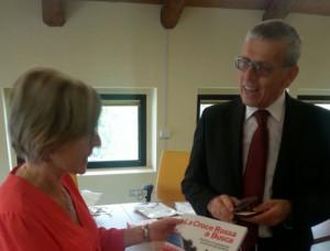 Teresio Delfino confermato presidente della Croce Rossa di Busca