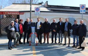 Bra: attivata la prima stazione pubblica per la ricarica di mezzi elettrici