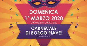 Ad Alba torna il Carnevale di corso Piave