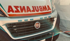Fuori strada con l'auto a Robilante nella zona di Castellar, grave un sessantasettenne