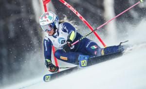 Sci alpino, un buon nono posto per Marta Bassino nella discesa libera di Crans Montana