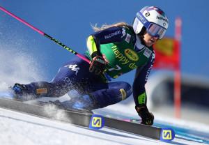 Sci alpino, Marta Bassino ottava nella seconda discesa libera di Crans Montana