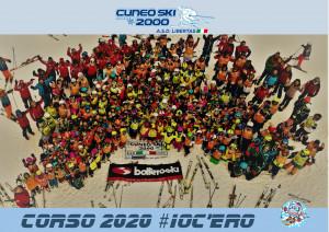 Oltre 250 iscritti ai corsi di sci e snowboard dell'Asd Cuneo Ski 2000