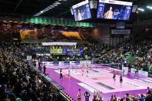 Coronavirus: rinviata Conegliano-Cuneo del campionato di Serie A1 femminile di pallavolo