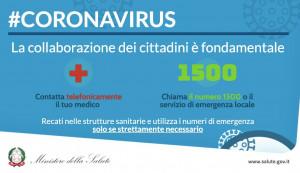 Coronavirus, l'appello di Icardi: 'Non chiamate i numeri di emergenza tradizionali'