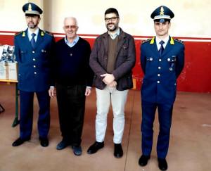 La Guardia di Finanza dona alla Caritas di Saluzzo oltre 600 capi confiscati