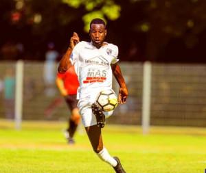 Calcio, Serie D: il Bra si rinforza con Mike Kenny Ebui