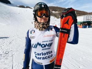 Sci alpino, nello slalom Fis di Vipiteno-Montecavallo Carlotta Saracco ritrova il podio