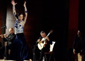 Il flamenco protagonista a Limone Piemonte