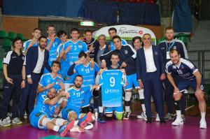 Pallavolo A3/M: Cuneo ritrova la vittoria contro Civitanova