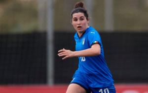 Coronavirus, calcio femminile: l'Italia dell'albese Marta Mascarello rinuncia alla finale di Algarve Cup