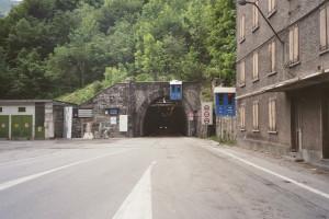 Chiude per un guasto tecnico il tunnel di Tenda