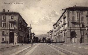 Com'era una volta il quartiere Cuneo Centro?