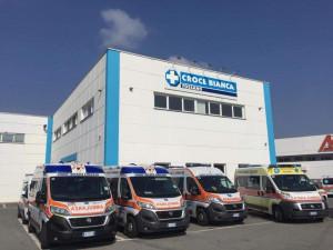 La Croce Bianca di Fossano chiede aiuti per affrontare l'emergenza