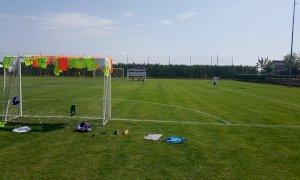 Calcio, da San Benigno e 2RG 1500 euro per la Fondazione Nuovo Ospedale