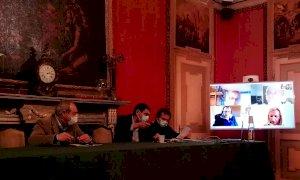Fossano, prima seduta di Giunta in videoconferenza