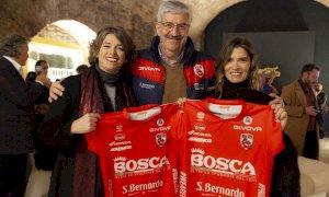 Dalla Cuneo Granda Volley 2 mila euro per il reparto di terapia intensiva dell'ospedale di Cuneo