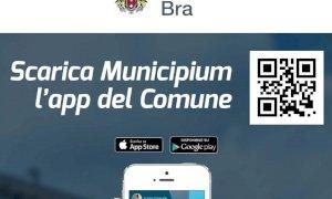 Informazioni in tempo reale dal Comune di Bra con l'app 'Municipium'