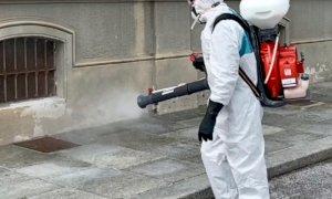 Contro il Coronavirus la società Gea specializzata in operazioni di sanificazione e disinfezione