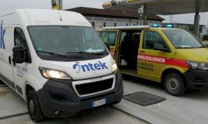 Il Soccorso Alpino dona 1700 mascherine chiurgiche all'ospedale Santa Croce
