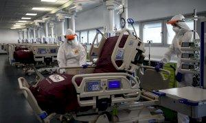 Apre Verduno, anzi no: slitta di un giorno l'apertura del covid-hospital