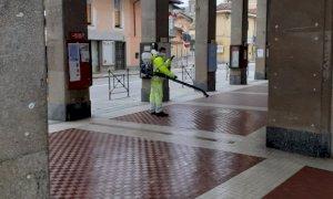Coronavirus: Verzuolo scopre il terzo caso, intanto prosegue con la sanificazione delle strade