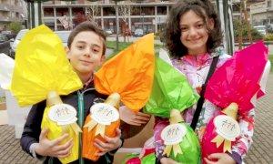 Nessuna consegna a domicilio delle uova di Pasqua: la scelta etica dell'Ail di Cuneo