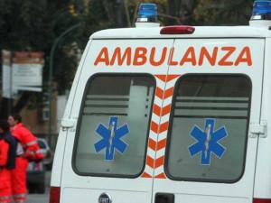 Incidente a San Pietro del Gallo, furgone contro camion: un ferito