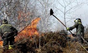 Allerta incendi: in tutto il Piemonte è stato di 'massima pericolosità'