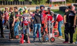 Lutto nel motociclismo cuneese: morto a 37 anni il pilota maglianese Enrico Veglia