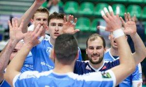 Dal Cuneo Volley 1500 euro per la terapia intensiva del 'Santa Croce'