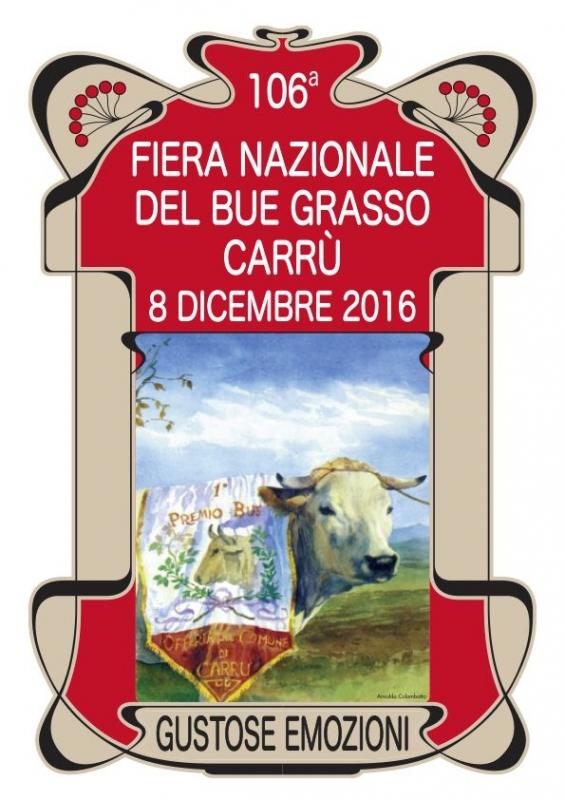 106ª Fiera Nazionale del Bue Grasso - Cuneodice.it 4678105e28b3