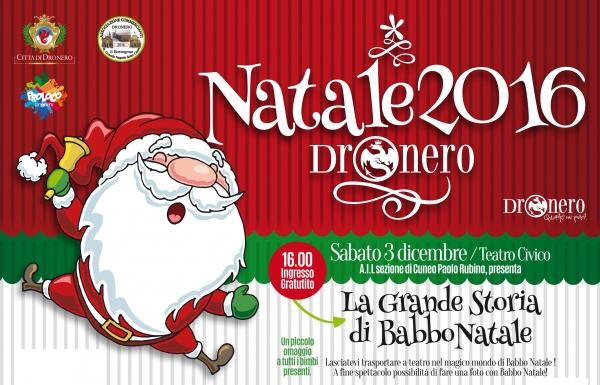 Storia Di Babbo Natale.La Grande Storia Di Babbo Natale Cuneodice It