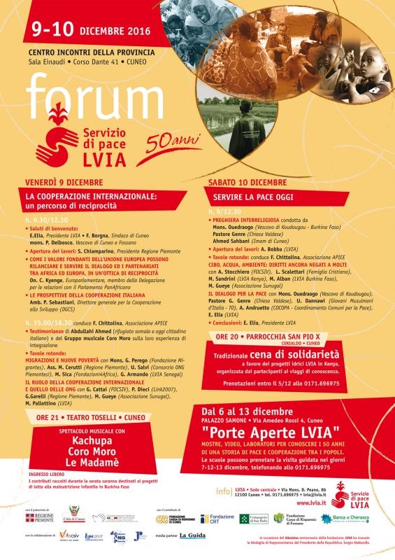Forum internazionale di incontri