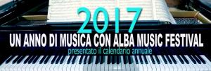 Presentato il calendario di Alba Music Festival