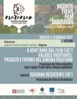 A vent'anni dal film Valades Ousitanes: passato e futuro del cinema occitano