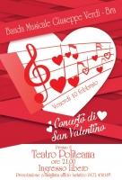 Concerto di San Valentino a Bra