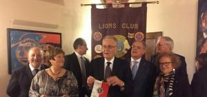 Lions Cuneo scuola di educazione finanziaria questa sera con Ghisolfi