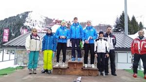 Classifiche dei campionati studenteschi di sci alpino e snowboard