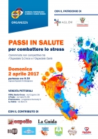 "Un Trauma Center con ""Passi in Salute"""