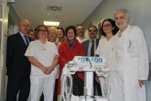 10 anni di lavoro, 200 mila euro per l'Ematologia soprattutto in formazione e tecnologia