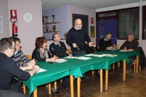 Alba, la sicurezza al centro dell'incontro tra il Sindaco Maurizio Marello ed i residenti del quartiere Moretta Corso Langhe