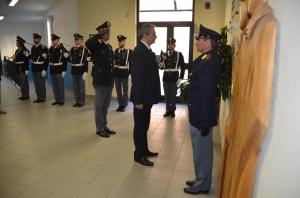 Il nuovo questore Giuseppe Pagano si è insediato a Cuneo