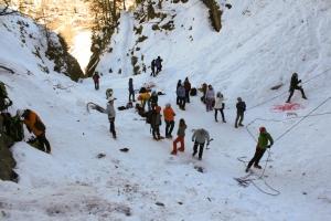 Grande successo per l'Ice Climbing Fest