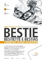Bestie, Bestiétte, Bestiäs