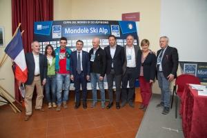 Due giorni di gare internazionali per la terza Mondolè Ski Alp