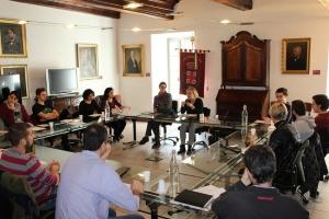 """Alba: i giovani del progetto """"Dire, Fare, Partecipare"""" all'incontro con alcuni assessori dell'Amministrazione comunale"""