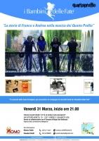 La storia di Franco e Andrea nella musica dei Quarto Profilo