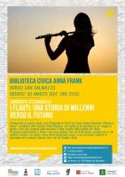 I flauti: una storia di millenni verso il futuro